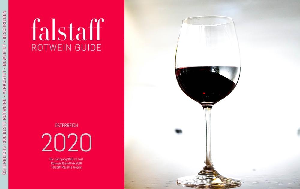 Falstaff Rotwein Guide 2020 – Österreichs beste Rotweine