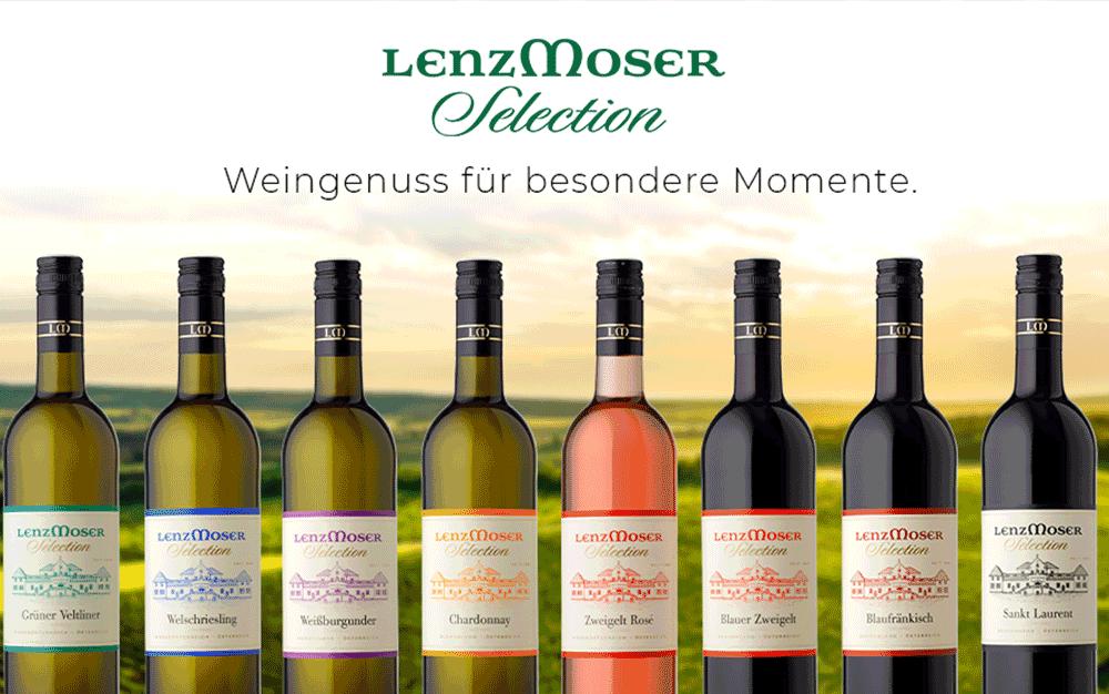 Lenz Moser Newsletter-Gewinnspiel!