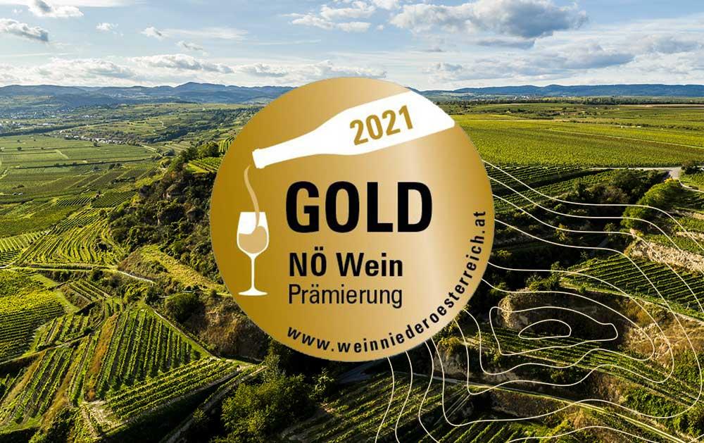 Niederösterreichische Weinprämierung: 18 Goldmedaillen für Lenz Moser!